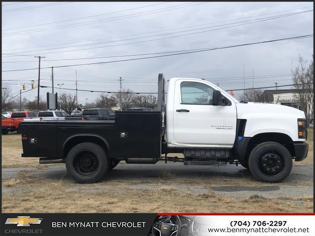 2019 Chevrolet Silverado 4500 Regular Cab DRW 4x2, Knapheide PGND Gooseneck Platform Body #M610112 - photo 7