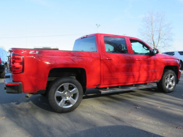 2018 Silverado 1500 Crew Cab 4x4,  Pickup #M610337 - photo 2