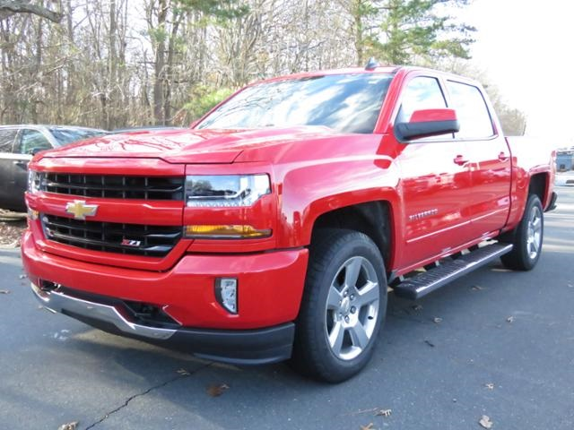 2018 Silverado 1500 Crew Cab 4x4,  Pickup #M610337 - photo 3