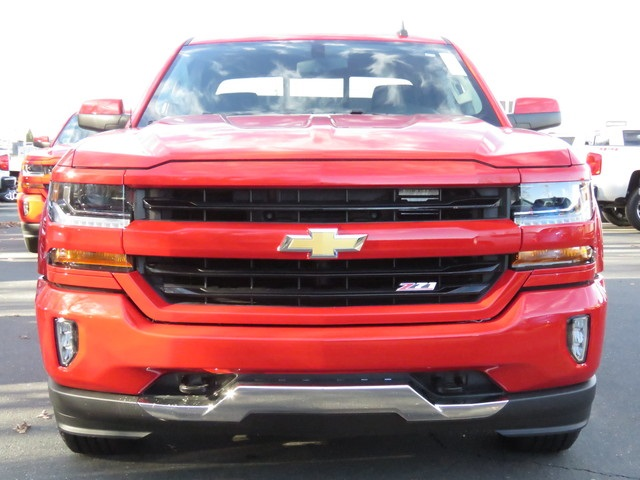 2018 Silverado 1500 Crew Cab 4x4,  Pickup #M620935 - photo 12