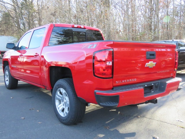 2018 Silverado 1500 Crew Cab 4x4,  Pickup #M620935 - photo 2