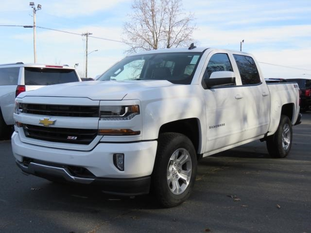 2018 Silverado 1500 Crew Cab 4x4,  Pickup #M625354 - photo 5