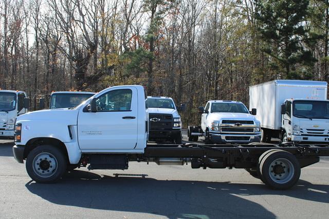 2020 Chevrolet Silverado 4500 Regular Cab DRW 4x2, Cab Chassis #M653011 - photo 5