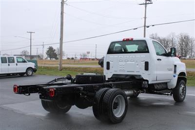 2020 Chevrolet Silverado 5500 Regular Cab DRW 4x4, Cab Chassis #M673807 - photo 2