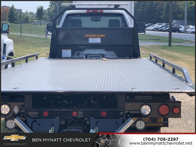 2019 Silverado Medium Duty Regular Cab DRW 4x2,  Rollback Body #M827486 - photo 1