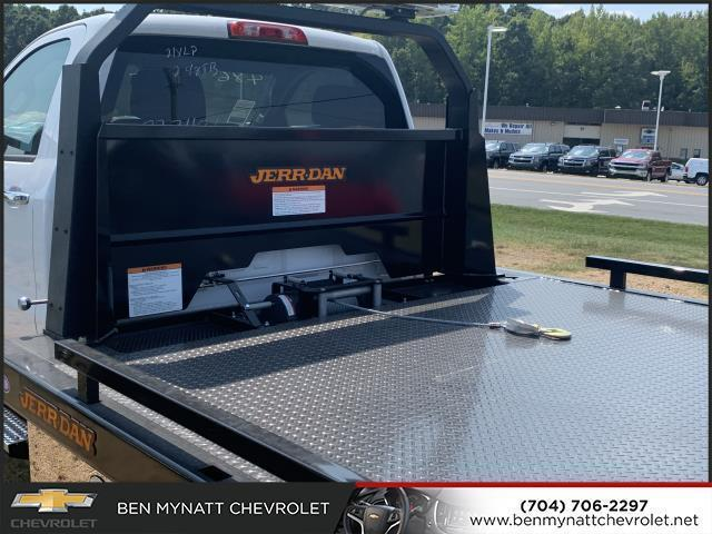 2019 Silverado 5500 Regular Cab DRW 4x2, Jerr-Dan Standard Duty Carriers Rollback Body #M827486 - photo 4