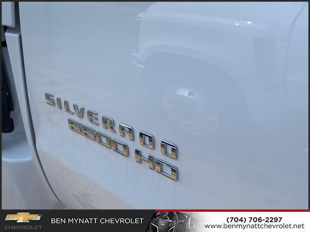 2019 Chevrolet Silverado 5500 Regular Cab DRW 4x2, Jerr-Dan Standard Duty Carriers Rollback Body #M827486 - photo 6