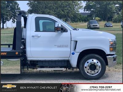 2019 Chevrolet Silverado 5500 Regular Cab DRW 4x2, Jerr-Dan Standard Duty Carriers Rollback Body #M827486 - photo 1