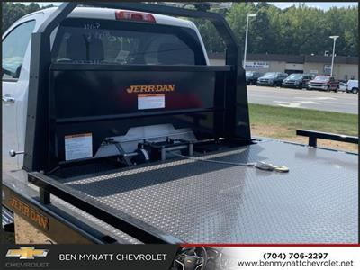 2019 Chevrolet Silverado 5500 Regular Cab DRW 4x2, Jerr-Dan Standard Duty Carriers Rollback Body #M827486 - photo 4
