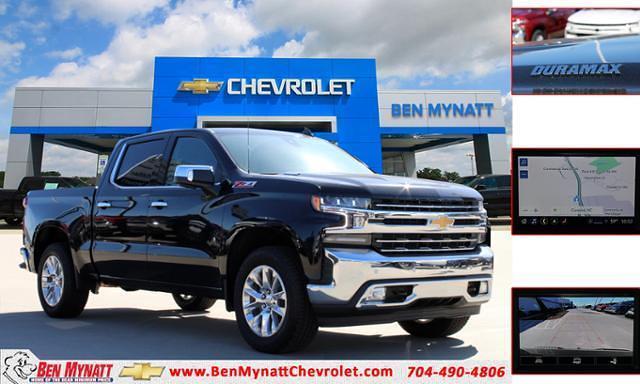 2021 Chevrolet Silverado 1500 Crew Cab 4x4, Pickup #T228283 - photo 1