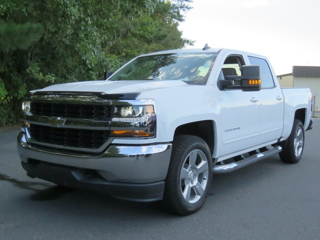 2018 Silverado 1500 Crew Cab 4x4,  Pickup #T247576 - photo 4