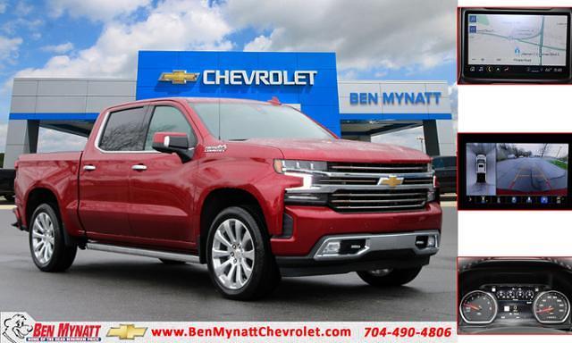2021 Chevrolet Silverado 1500 Crew Cab 4x4, Pickup #T272633 - photo 1