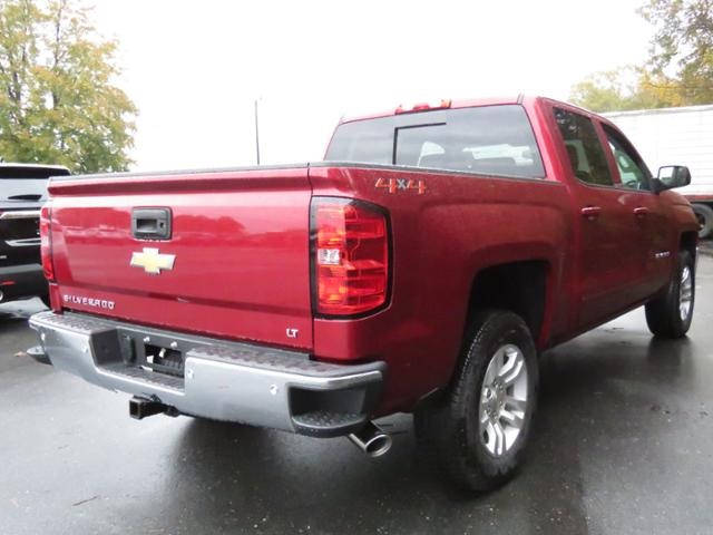 2018 Silverado 1500 Crew Cab 4x4,  Pickup #T556016 - photo 2