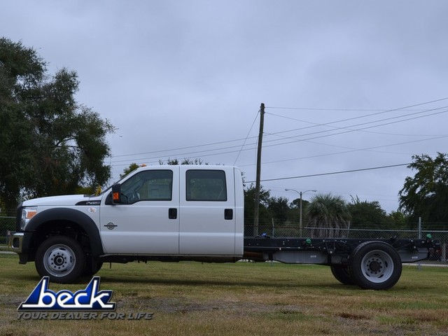 2016 F-450 Crew Cab DRW 4x4, Cab Chassis #FN3565 - photo 3