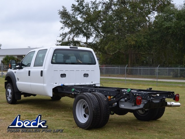 2016 F-450 Crew Cab DRW 4x4, Cab Chassis #FN3565 - photo 2