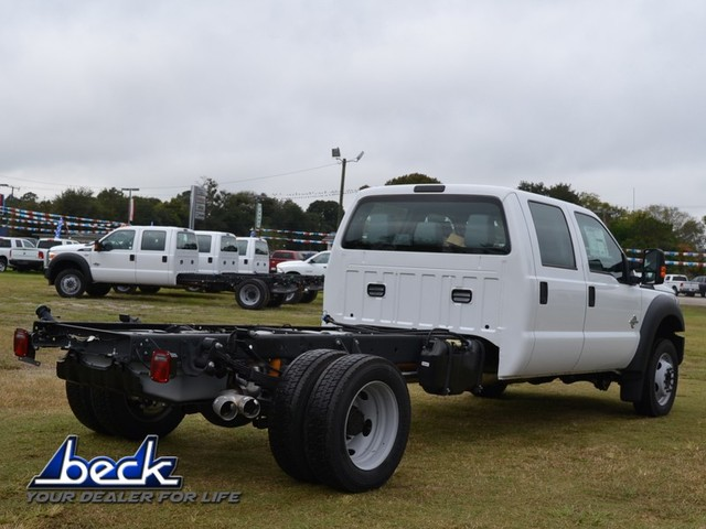 2016 F-450 Crew Cab DRW 4x4, Cab Chassis #FN3565 - photo 5