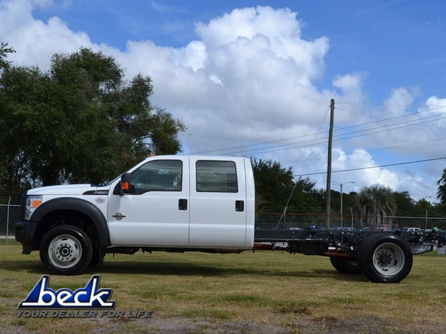 2016 F-550 Crew Cab DRW 4x4, Cab Chassis #FN3571 - photo 3