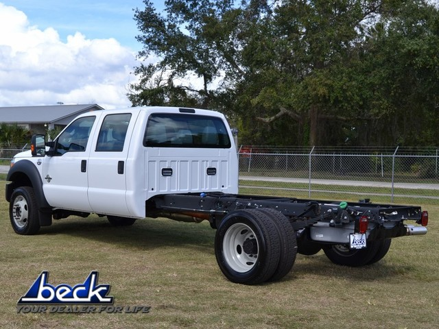 2016 F-550 Crew Cab DRW 4x4, Cab Chassis #FN3571 - photo 2