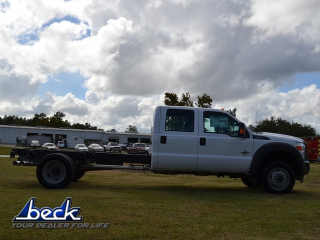 2016 F-550 Crew Cab DRW 4x4, Cab Chassis #FN3571 - photo 6
