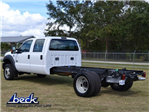 2016 F-550 Crew Cab DRW 4x4, Cab Chassis #FN3571 - photo 1