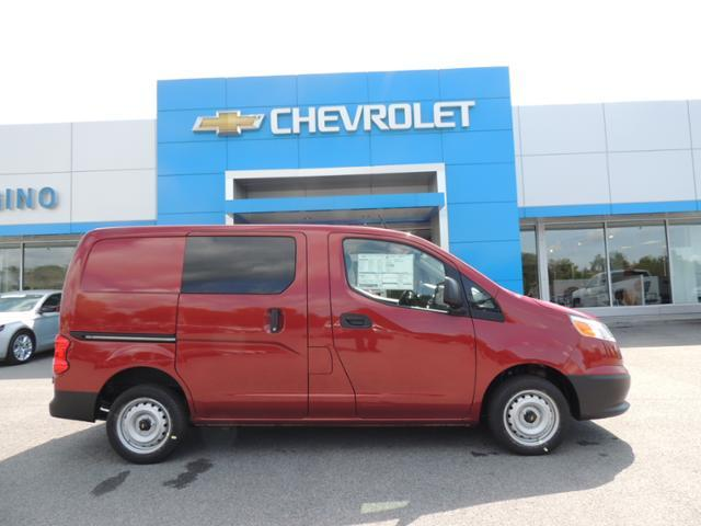 New 2017 Chevrolet City Express Compact Cargo Van For Sale In