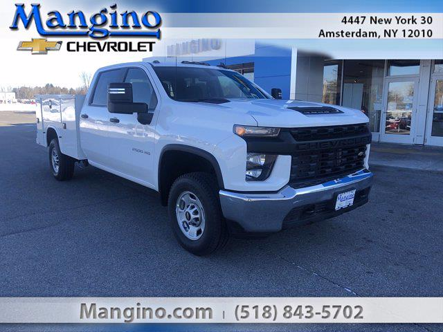 2021 Chevrolet Silverado 2500 Crew Cab 4x4, Knapheide Service Body #2513321 - photo 1