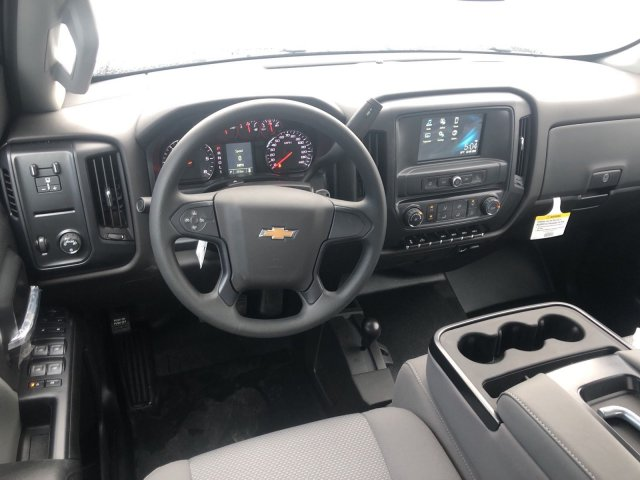 2019 Silverado 2500 Double Cab 4x4, Knapheide Steel Service Body #2546819 - photo 13