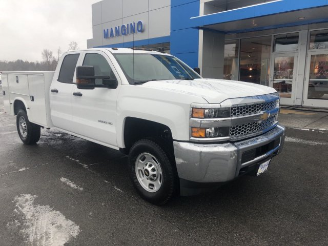 2019 Silverado 2500 Double Cab 4x4, Knapheide Steel Service Body #2546819 - photo 2