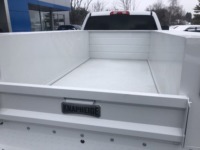 2019 Silverado 2500 Double Cab 4x4, Knapheide Steel Service Body #2546819 - photo 8