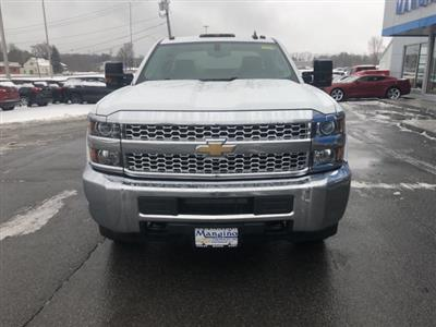 2019 Silverado 2500 Double Cab 4x4, Knapheide Steel Service Body #2546819 - photo 3
