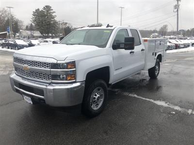 2019 Silverado 2500 Double Cab 4x4, Knapheide Steel Service Body #2546819 - photo 4
