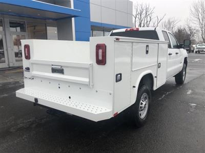 2019 Silverado 2500 Double Cab 4x4, Knapheide Steel Service Body #2546819 - photo 7