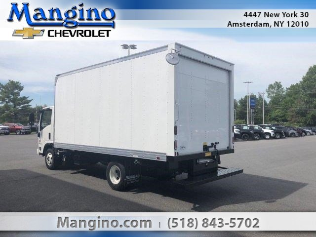 2018 LCF 4500HD Regular Cab 4x2, Supreme Signature Van Dry Freight (Stock  #350618)