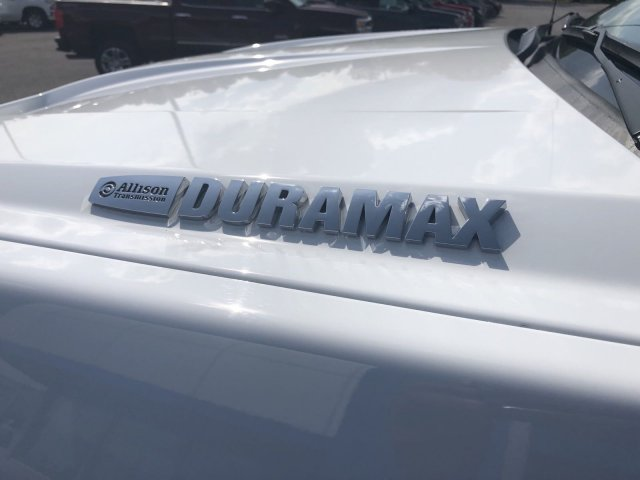 2019 Silverado Medium Duty Regular Cab DRW 4x2,  Miller Industries Chevron Rollback Body #550919 - photo 15