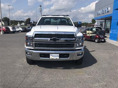 2019 Silverado Medium Duty Regular Cab DRW 4x2,  Miller Industries Chevron Rollback Body #550919 - photo 3
