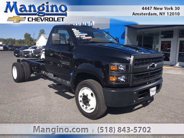 2019 Chevrolet Silverado 5500 Regular Cab DRW 4x2, Cab Chassis #551019 - photo 1