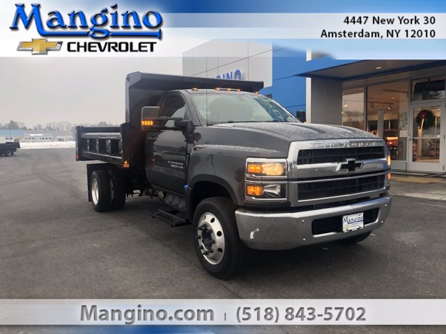2020 Chevrolet Silverado 6500 Regular Cab DRW 4x2, Rugby Dump Body #551620 - photo 1