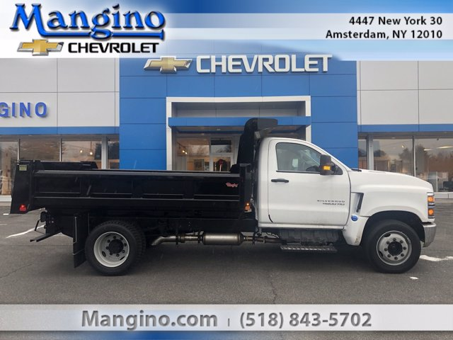 2020 Chevrolet Silverado 4500 Regular Cab DRW 4x2, Rugby Dump Body #552620 - photo 1
