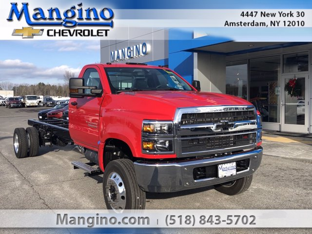 Work Trucks And Vans Comvoy Mangino Chevrolet Amsterdam Ny