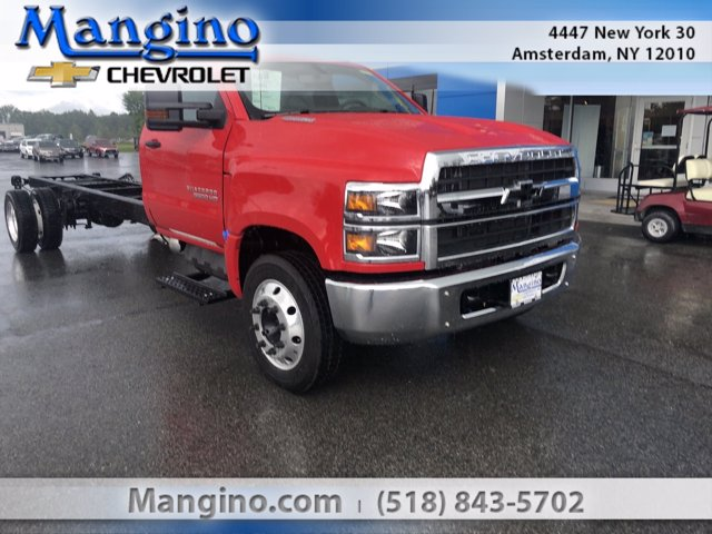 2020 Chevrolet Silverado 6500 Regular Cab DRW 4x2, Cab Chassis #552920 - photo 1