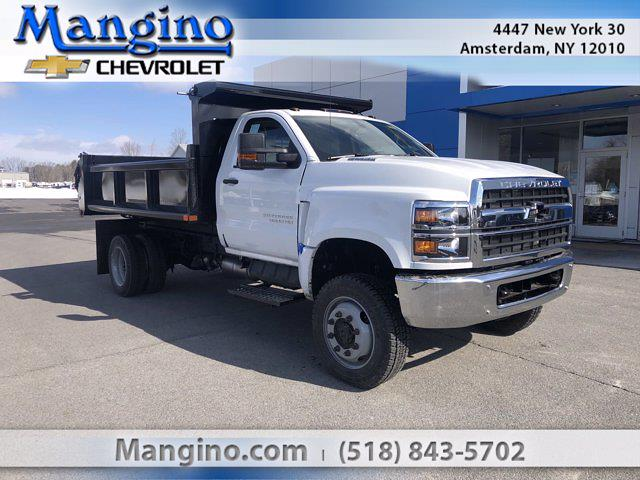 2020 Chevrolet Silverado 5500 Regular Cab DRW 4x4, Air-Flo Dump Body #554920 - photo 1