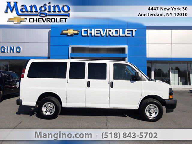 2021 Chevrolet Express 2500 4x2, Passenger Wagon #P2363 - photo 1