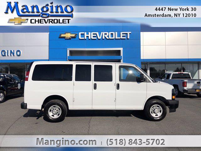 2021 Chevrolet Express 2500 4x2, Passenger Wagon #P2364 - photo 1