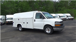 2016 Express 3500, Knapheide Service Utility Van #T160428 - photo 1