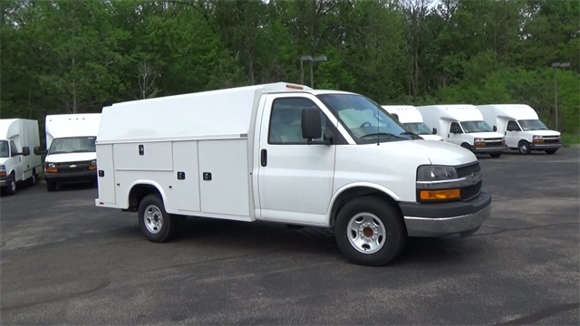 2016 Express 3500, Knapheide Service Utility Van #T160493 - photo 3