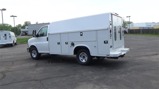 2016 Express 3500, Knapheide Service Utility Van #T160493 - photo 2