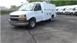 2016 Express 3500, Knapheide Service Utility Van #T160493 - photo 1