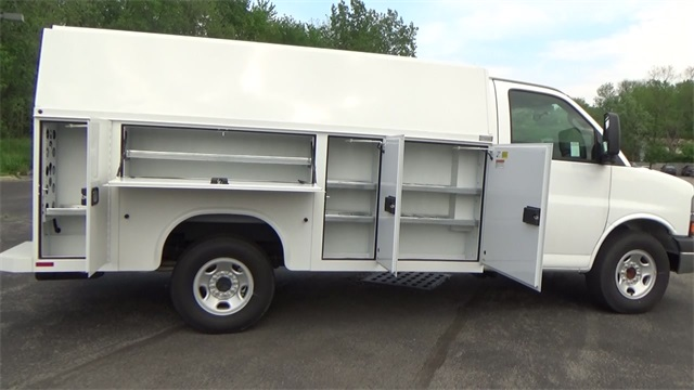 2016 Express 3500, Knapheide Service Utility Van #T160494 - photo 12