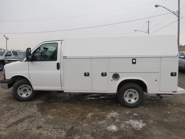2016 Express 3500, Knapheide Service Utility Van #T160633 - photo 3