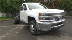 2016 Silverado 3500 Regular Cab 4x4, Cab Chassis #T161397 - photo 1